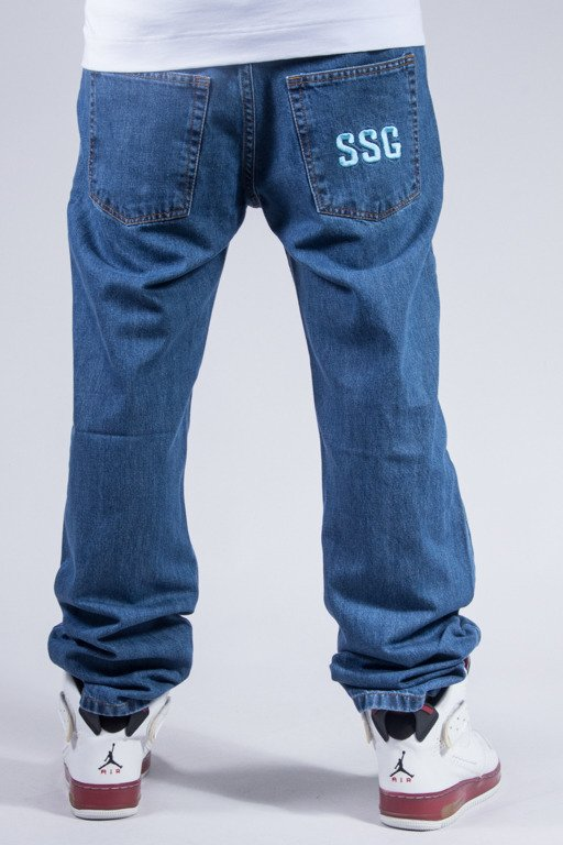 SSG JEANS SLIM SIMPLE LIGHT