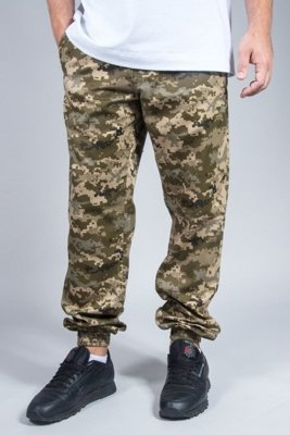 SSG PANTS CHINO JOGGER MORO NEW LĄDOWY PIXEL