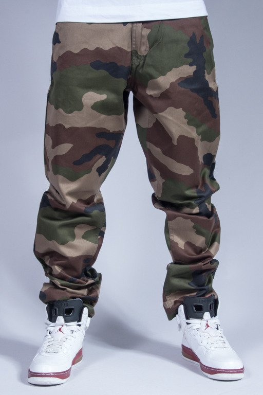 SSG PANTS CHINO REGULAR CAMO