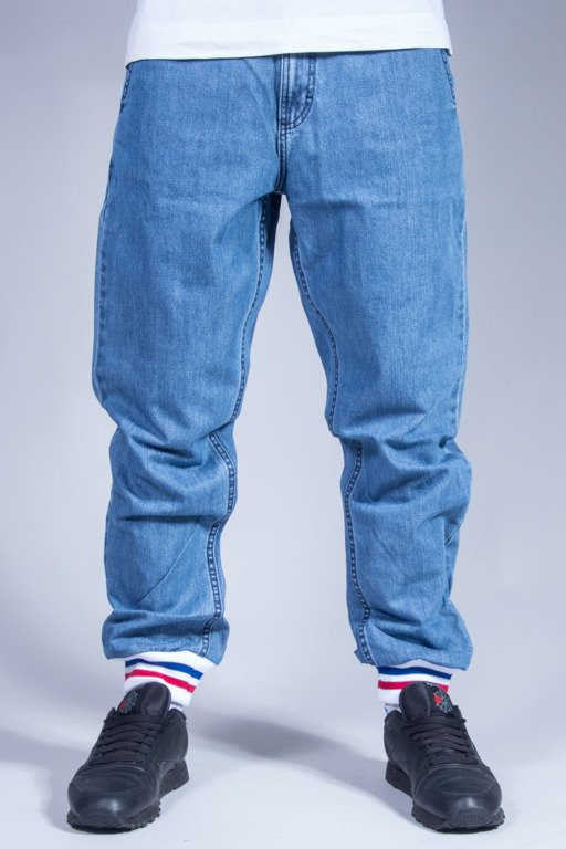 SSG PANTS JEANS JOGGER PLISA LIGHT