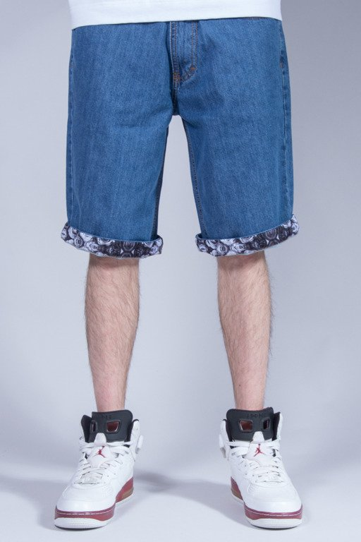 SSG SHORTS JEANS ROSE NOGAWKI LIGHT