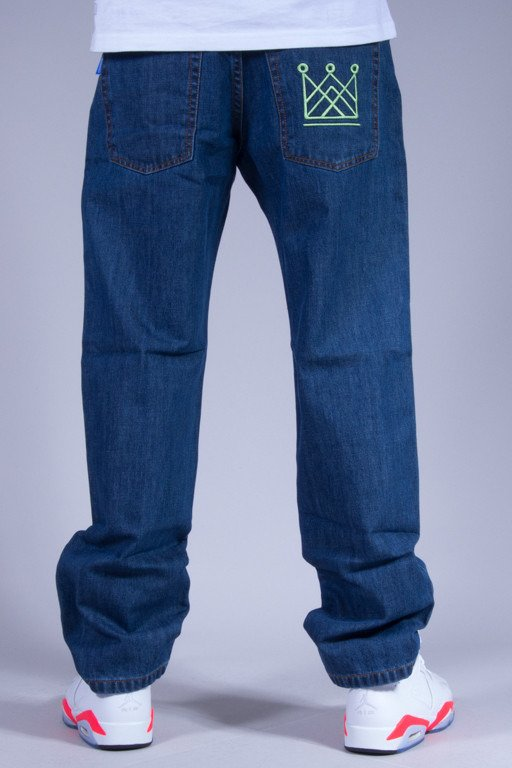 SSG SPODNIE JEANS SLIM KING MEDIUM