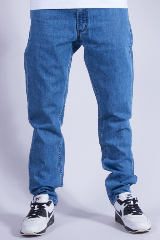 SSG SPODNIE JEANS SLIM STARS LIGHT