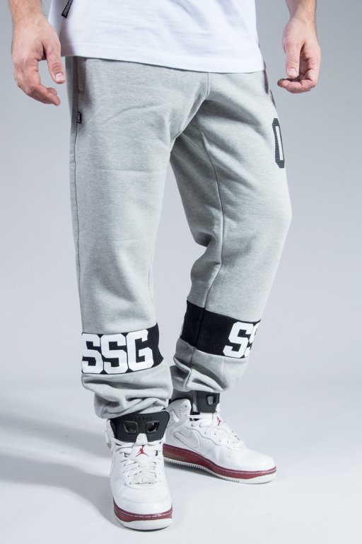 SSG SWEATPANTS 08 REGULAR MELANGE