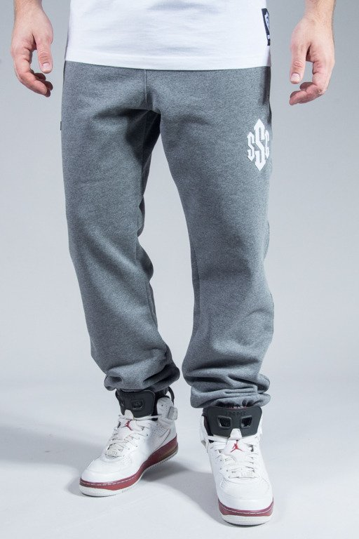 SSG SWEATPANTS SIGN JOGGER GREY