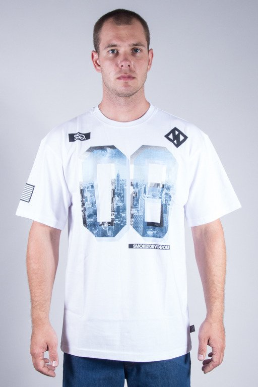 SSG T-SHIRT 08 CITY WHITE