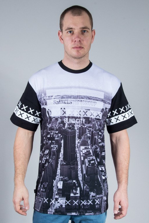 SSG T-SHIRT  DOWNTOWN BLACK