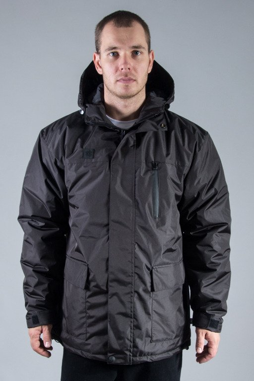 SSG WINTER JACKET NEW ALASKA BLACK