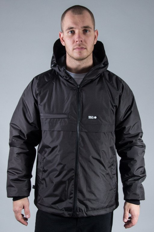 SSG WINTER JACKET SPORT BLACK