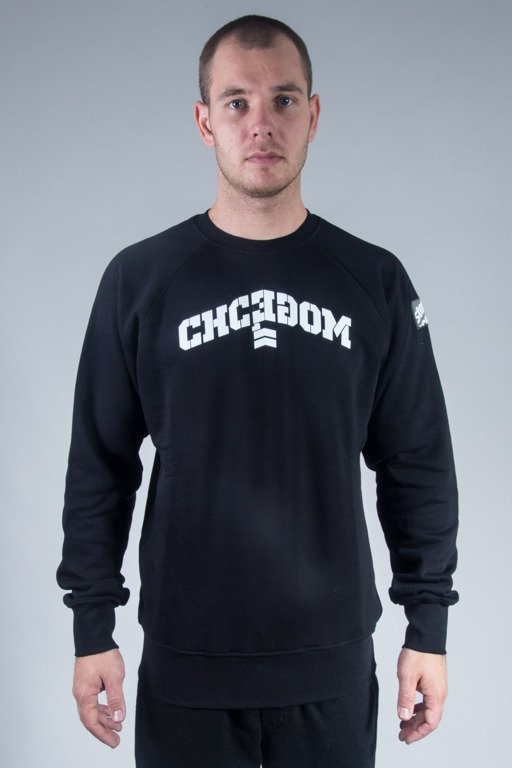 STOPROCENT CREWNECK CHCE BLACK