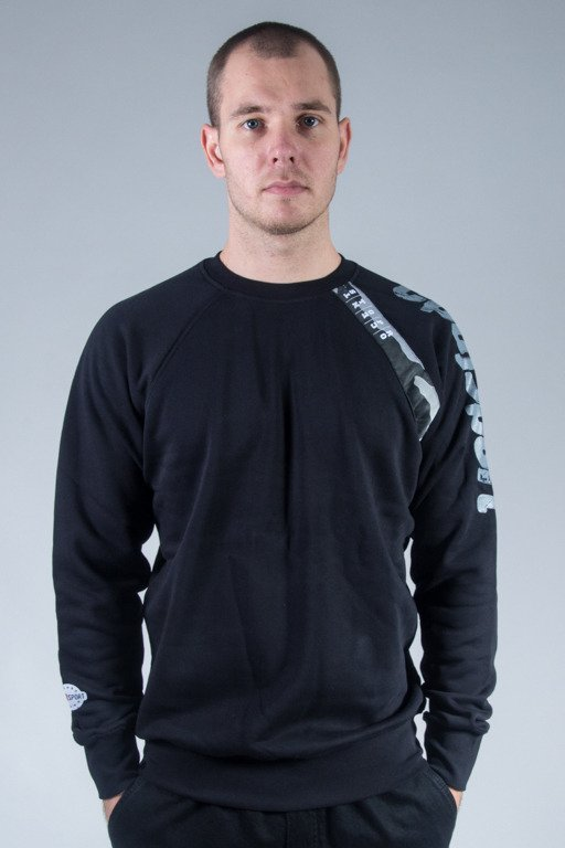 STOPROCENT CREWNECK CS16 BLACK