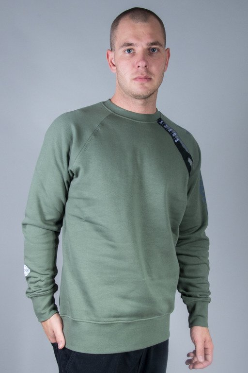 STOPROCENT CREWNECK CS16 KHAKI