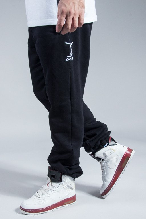 STOPROCENT SWEATPANTS BOKTAG16 BLACK