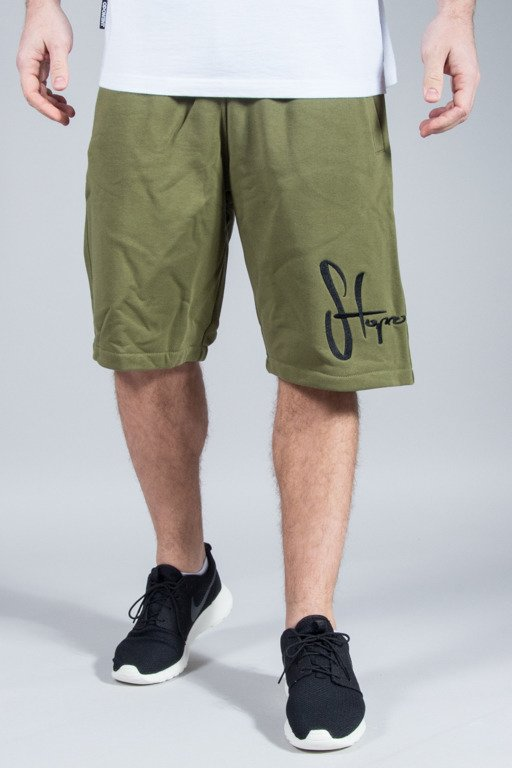 STOPROCENT SWEATSHORTS CS LOW47 KHAKI