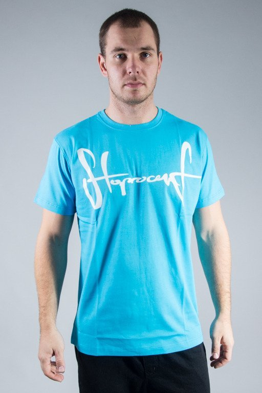 STOPROCENT T-SHIRT TAG16 BLUE