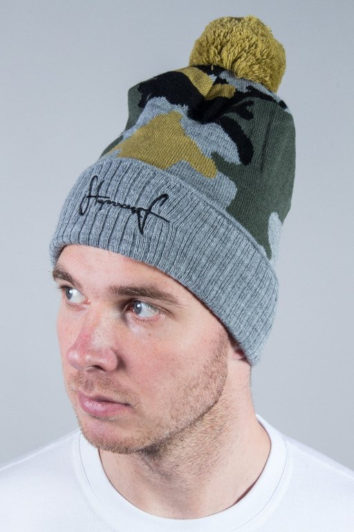 STOPROCENT WINTER CAP WOODLAND KHAKI