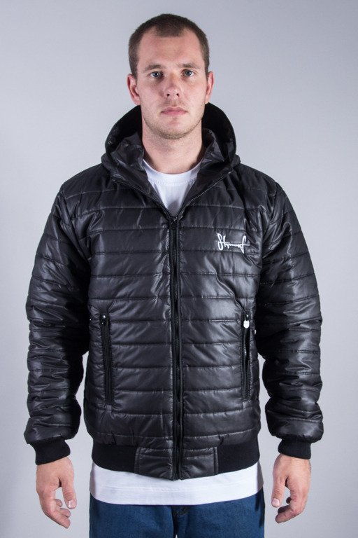 STOPROCENT WINTER JACKET PIKER BLACK