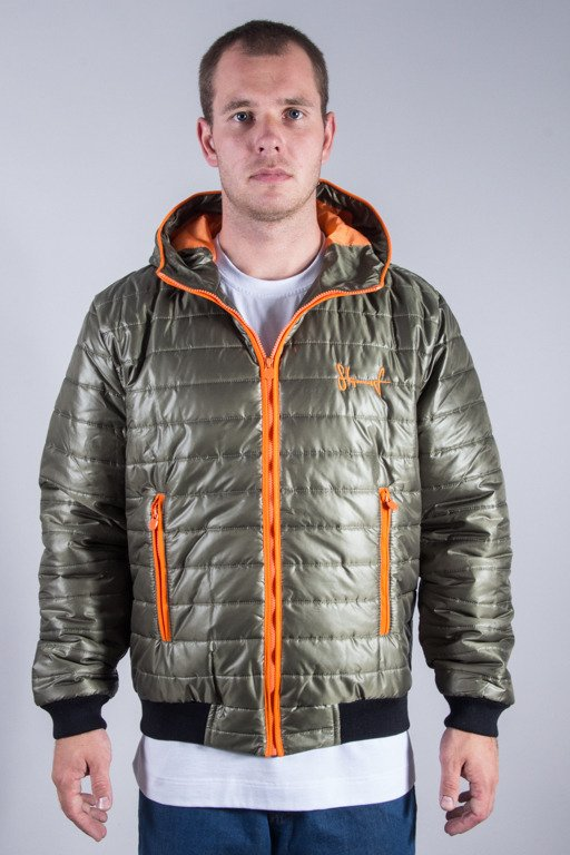 STOPROCENT WINTER JACKET PIKER KHAKI