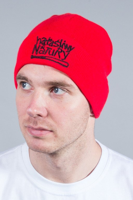 WSRH WINTER CAP HAŁAŚLIWY RED