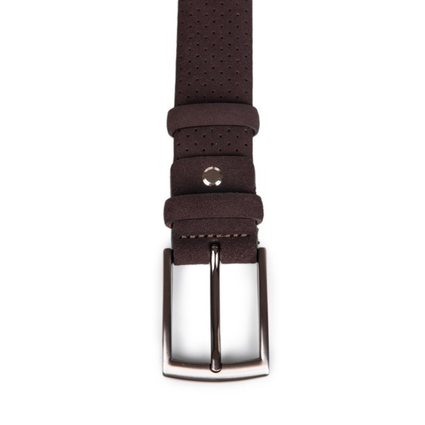 ALKOPOLIGAMIA BELT BASIC BROWN