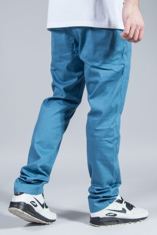 ALKOPOLIGAMIA PANTS CHINO Aa\' BLUE