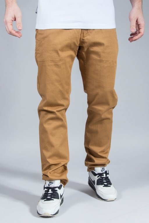 ALKOPOLIGAMIA PANTS CHINO Aa\' BROWN