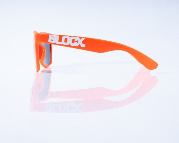 BLOCX OKUALRY MAT ORANGE COL