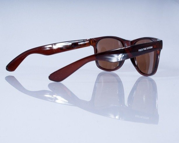 BLOCX OKULARY CLASSIC BROWN
