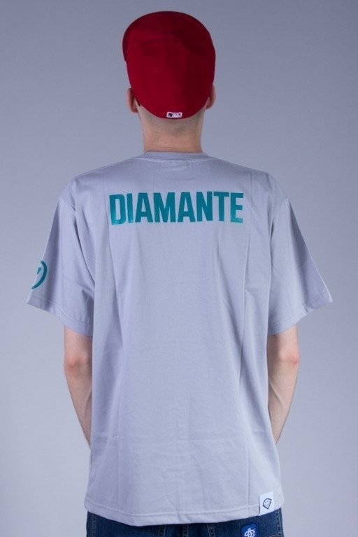 DIAMANTE WEAR KOSZULKA D-BACK GREY