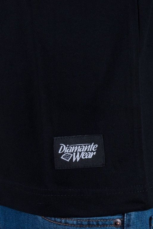 DIAMANTE WEAR KOSZULKA PARTY HARD BLACK