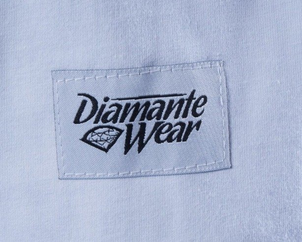 DIAMANTE WEAR KOSZULKA ROLLIN WHITE