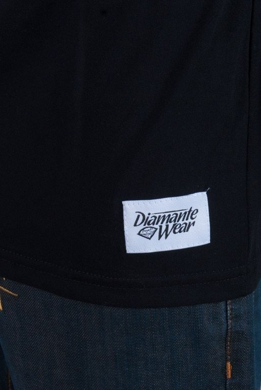 DIAMANTE WEAR KOSZULKA SMOKERS GONNA SMOKE BLACK