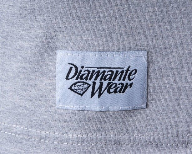DIAMANTE WEAR KOSZULKA SMOKIN MELANGE
