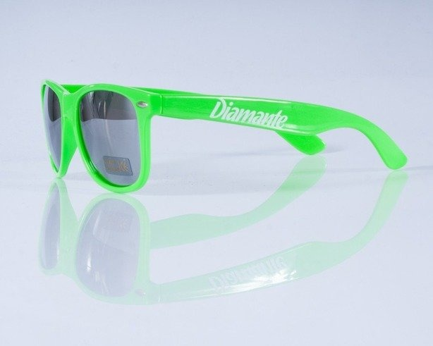 DIAMANTE WEAR OKULARY CLASSIC GREEN