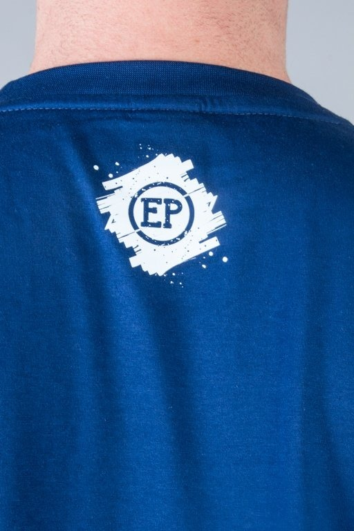 EL POLAK T-SHIRT PAINT CLASSIC NAVY