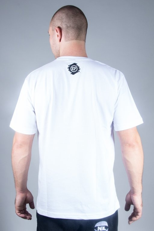 EL POLAK T-SHIRT PAINT CLASSIC WHITE