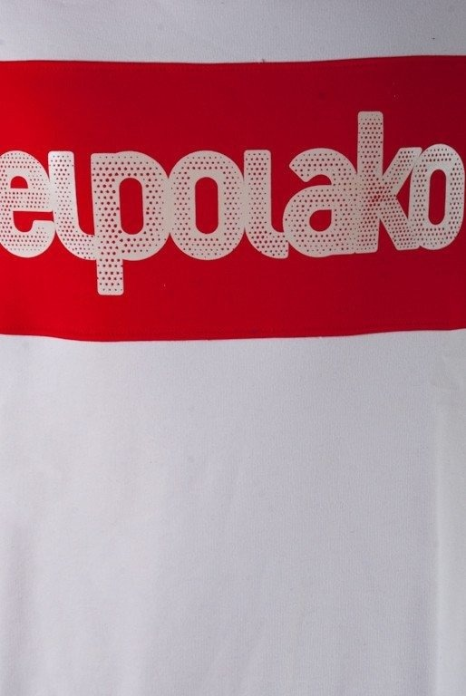 EL POLAKO BLUZA BEZ KAPTURA CLASSIC POINT YELLOW
