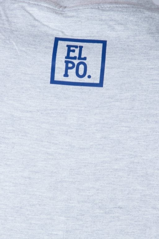 EL POLAKO T-SHIRT HALF COLOUR MELANGE