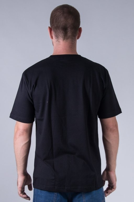 EL POLAKO T-SHIRT SHADOW CLASSIC BLACK