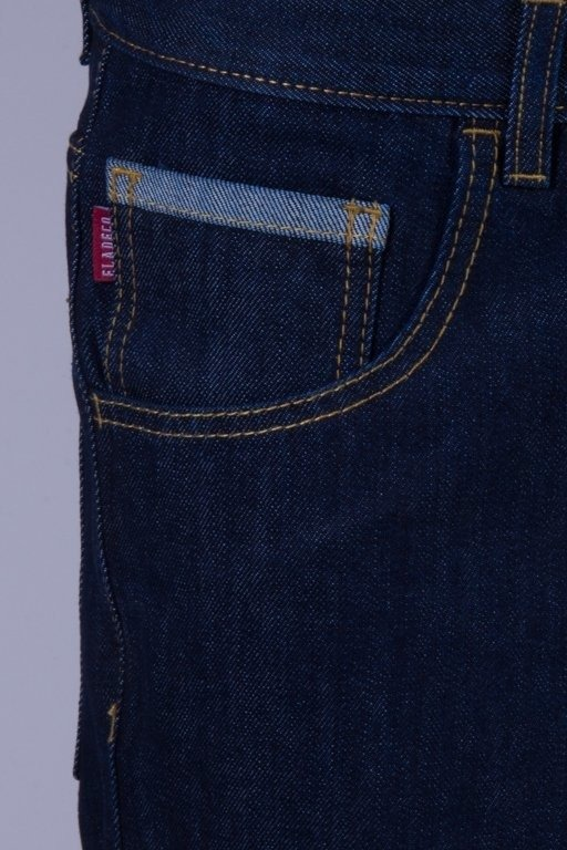 ELADE SPODNIE JEANS POCKET DARK