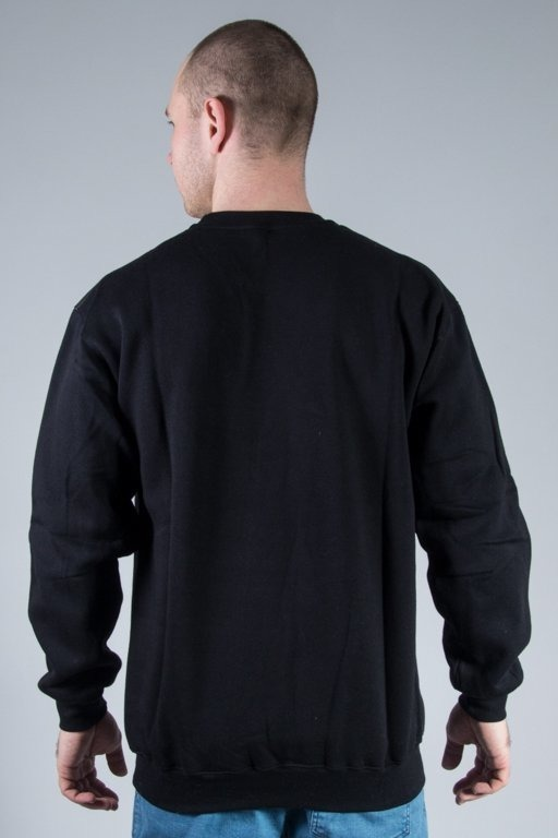 EQUALIZER CREWNECK SPRAY BLACK