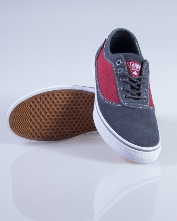 LANDO BUTY HYPE LDO-652GREY+RED
