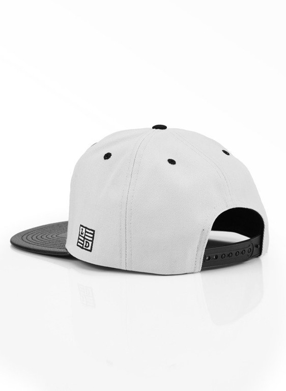 LUCKY DICE SNAPBACK LAUREL GREY