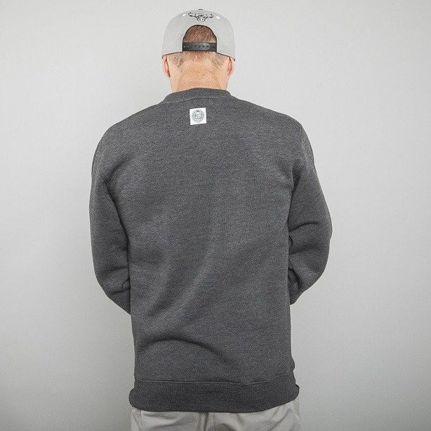 MASS BLUZA BEZ KAPTURA BASE 013 FV GREY