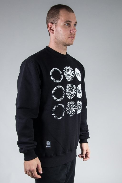 MASS CREWNECK MIND BLACK