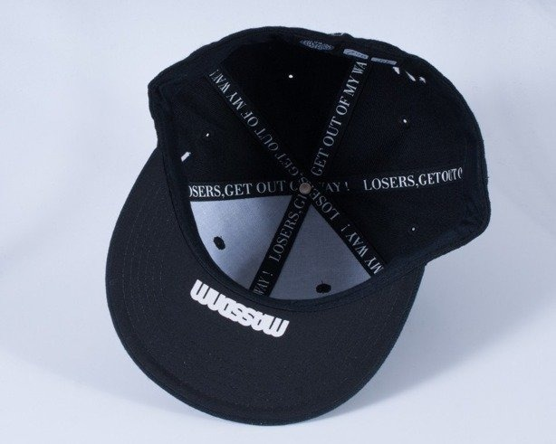 MASS CZAPKA FULLCAP SUN EMPIRE BLACK