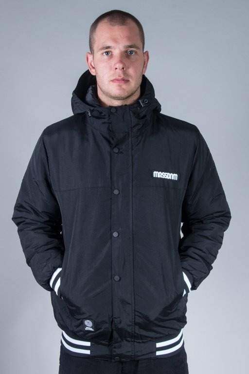 MASS JACKET DISTRICT BLACK