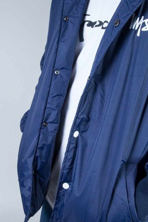 MASS JACKET SIGNATURE NAVY