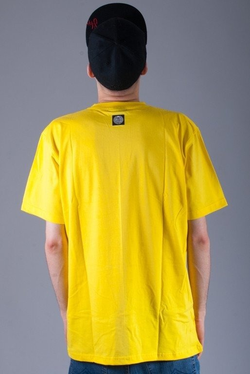 MASS KOSZULKA BASE SS14 YELLOW