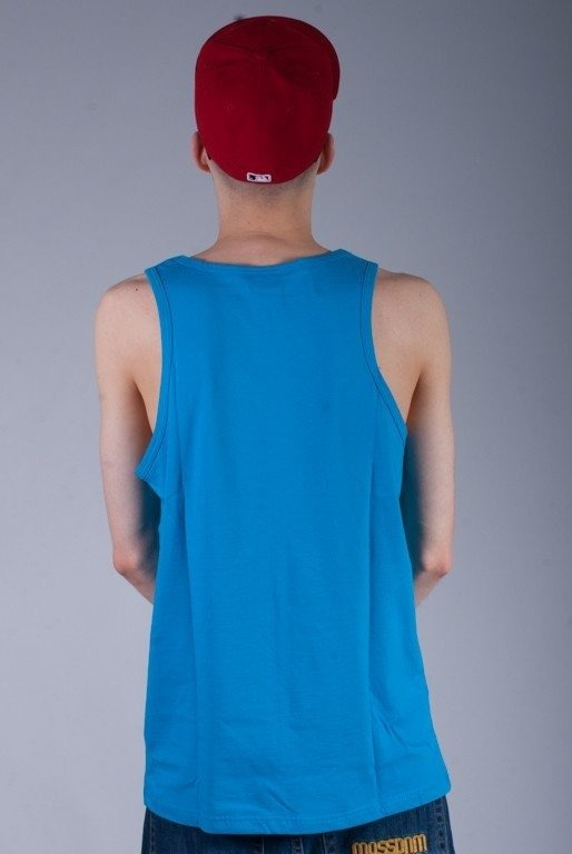 MASS KOSZULKA TANK TOP BASE BLUE